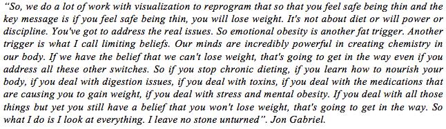 Jon Gabriel Quote # 2