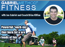 The Gabriel Method Fitness - The key is brief, intense, playful, bendy + plenty of rest!