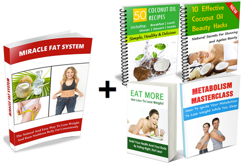 MIRACLE FAT SYSTEM + BONUSES
