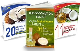 THE COCONUT OIL SECRET –  E-book + 2 Bonus Guides for ONLY $10.00 TODAY