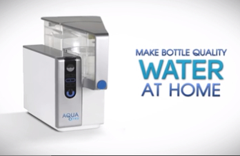 AQUA TRU – bottled quality water from your tap
